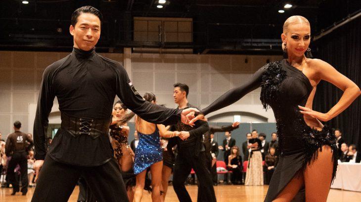 Shinsuke Kanemitsu&Anna Kovalova, professional dancer