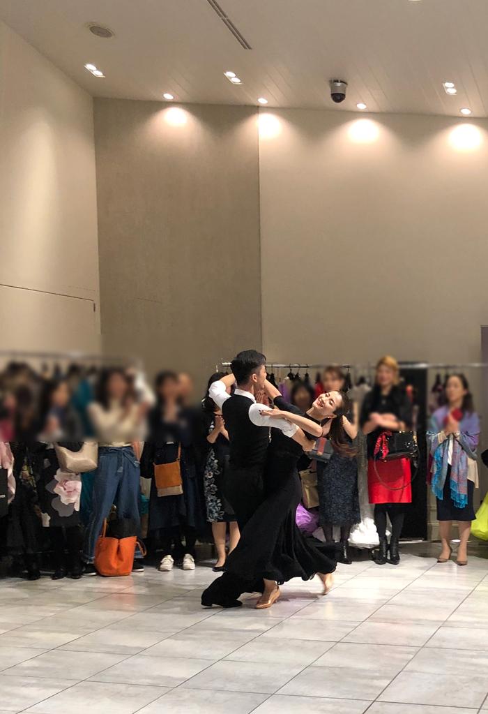 社交ダンス プロスタンダード ファイナリスト浅村遠山組