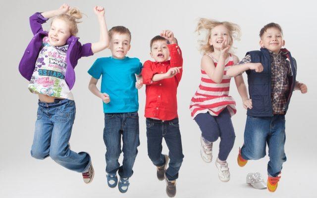 子供のダンス