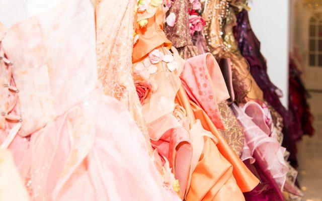 社交ダンスドレス