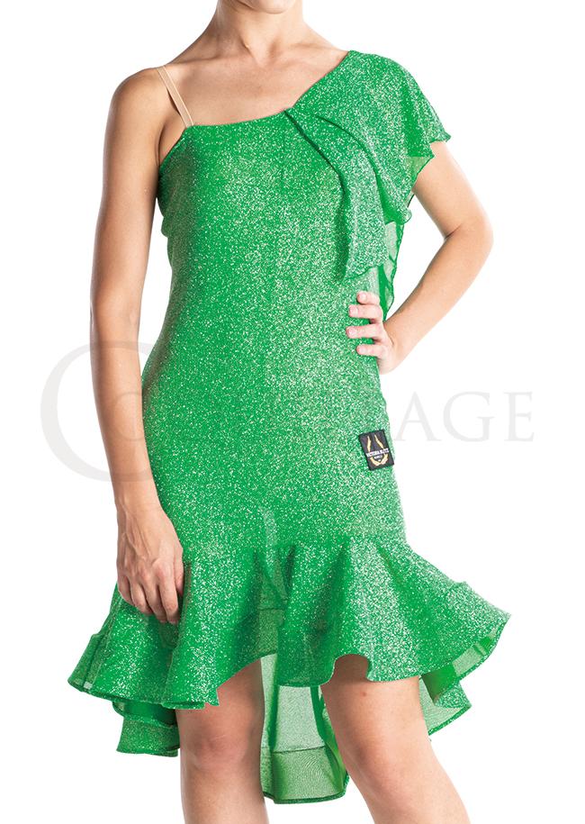 明るいグリーンのドレスコード